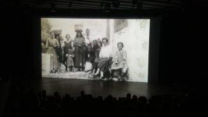 Projection du film Ivan Dujmovic aux Rencontres méditerranéennes de TELEMMe, 15 juin 2018. Photographie : Delphine Cavallo (AMU-TELEMMe)