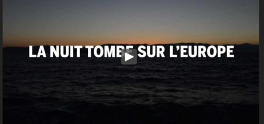 La nuit tombe sur l'Europe, film de Samuel Bollendorff (capture d'écran)