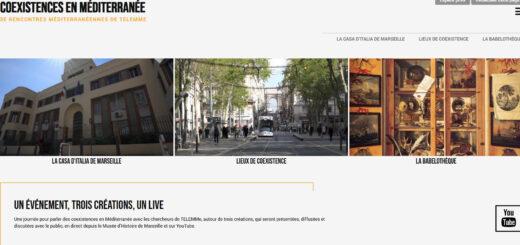 Page d'accueil du site rmtelemme.fr